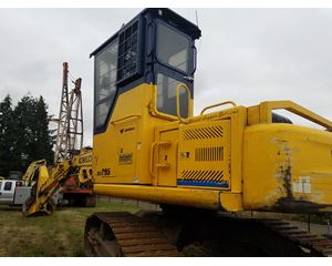 2010 Kobelco SK295 Logging