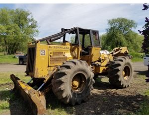518 GS Logging / Forestry Equipment