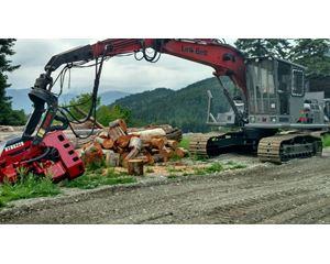 Link-Belt 210LX Logging / Forestry Equipment