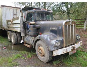 Kenworth OTHER Dump Truck