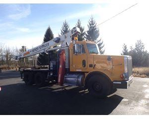 Peterbilt 16 TON BOOM TRUCK Bucket / Boom Truck