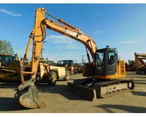 CASE CX135SR Crawler Excavator