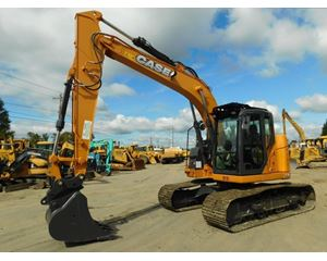 CASE CX145C Crawler Excavator