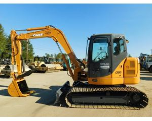 CASE CX80 Crawler Excavator