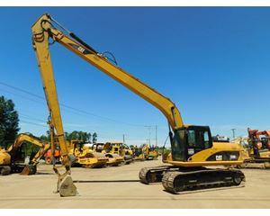 Caterpillar 320DL Crawler Excavator