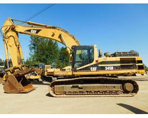 Caterpillar 345BL II Crawler Excavator