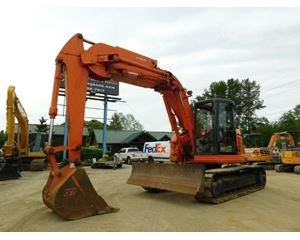 Hitachi EX135UR Crawler Excavator