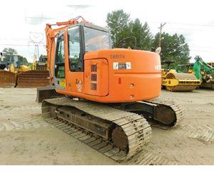 Hitachi ZX135 Crawler Excavator