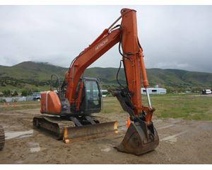 Hitachi ZX135US Crawler Excavator