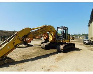Kobelco SK235SR LC Crawler Excavator