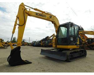Kobelco SK70SR-2 Crawler Excavator