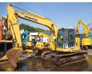 Komatsu PC138USLC-2 Crawler Excavator
