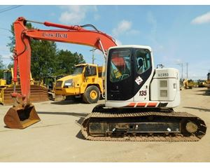 Link-Belt 135 Crawler Excavator