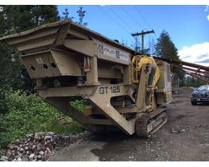 KPI CS4233H Crushing Plant
