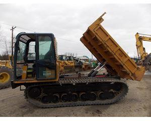 Morooka MST800VD Dumper