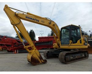 Komatsu PC130-8 Crawler Excavator