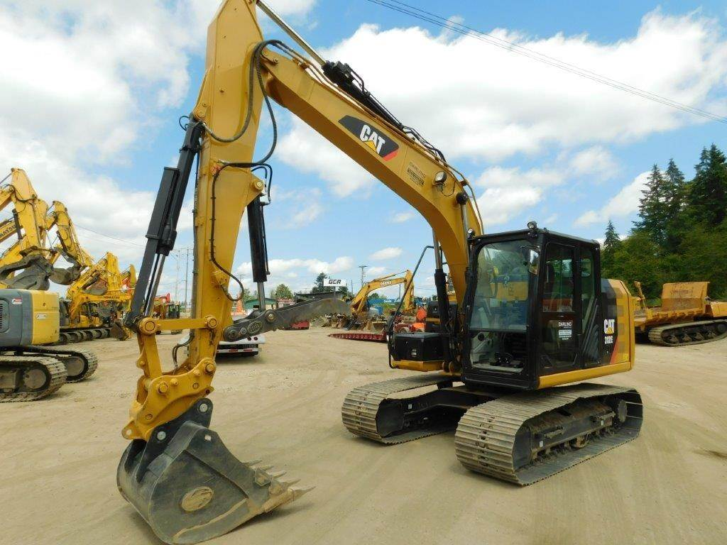 2015 Caterpillar 312E Excavator For Sale, 2,000 Hours | Woodinville, WA |  9439801 | MyLittleSalesman com