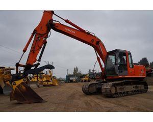 Hitachi ZX160 LC Excavator