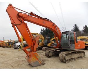 Hitachi ZX200 Excavator
