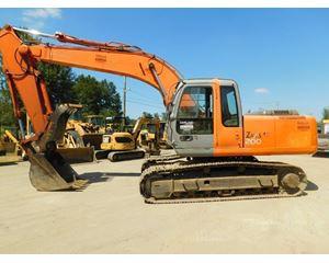 Hitachi ZX200E Excavator