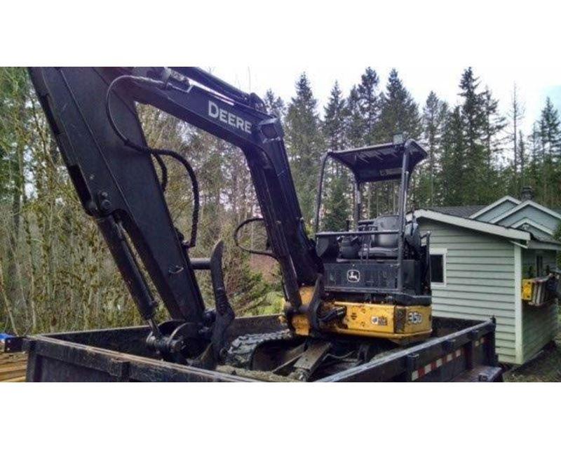 John Deere 245 Excavator Specs : John deere excavator specs related keywords