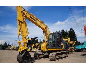 Kobelco SK140SR LC Excavator