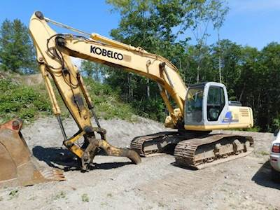 2007 Kobelco SK290LC Excavator