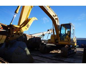 Komatsu PC120-8 Excavator