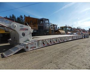 Load King Lowboy Trailer