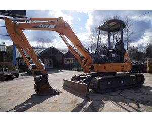 CASE CX50B Mini Excavator