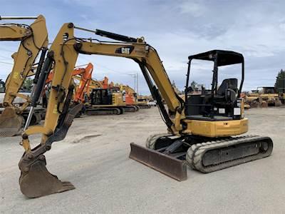 Caterpillar 305 Mini Excavators For Sale Mylittlesalesman Com