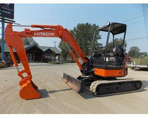 Hitachi ZX35U-2 Mini Excavator