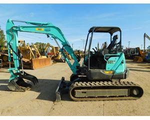 IHI 55VX3 Mini Excavator