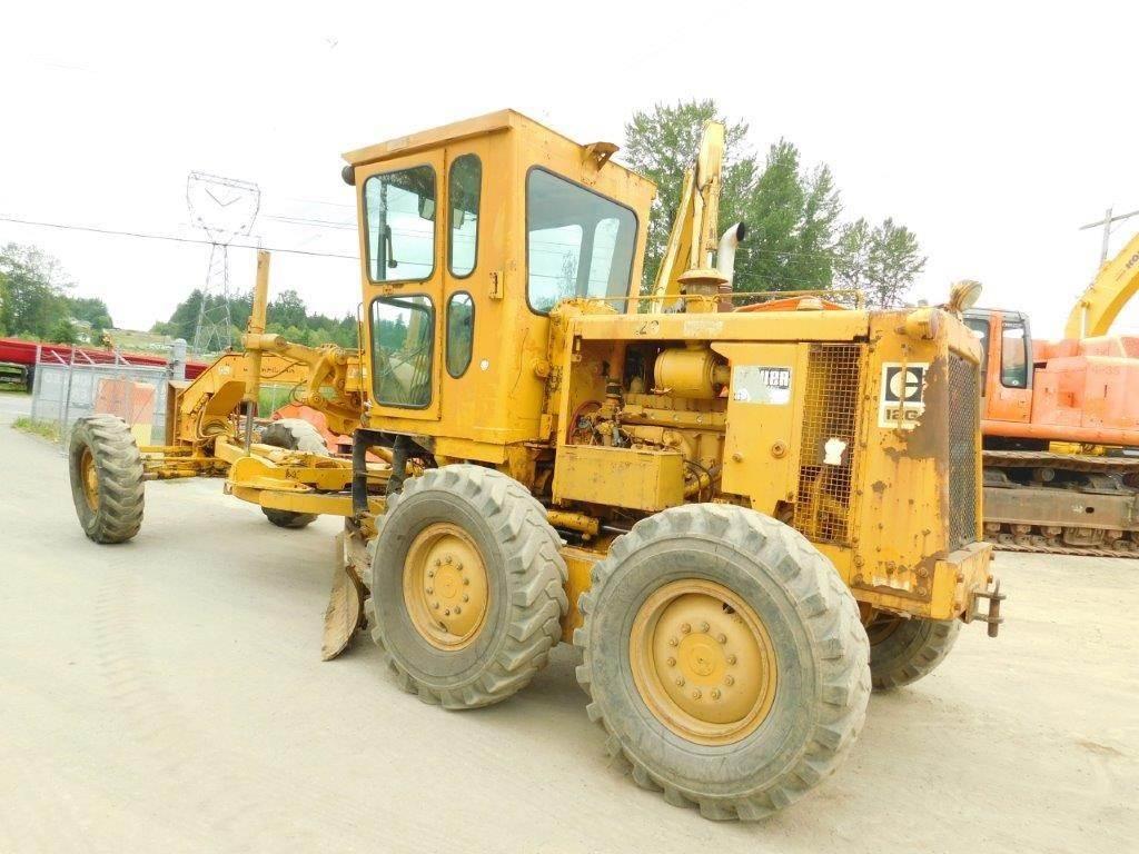 motolivellatrici grader Motor-Graders-Caterpillar-12G-11390797