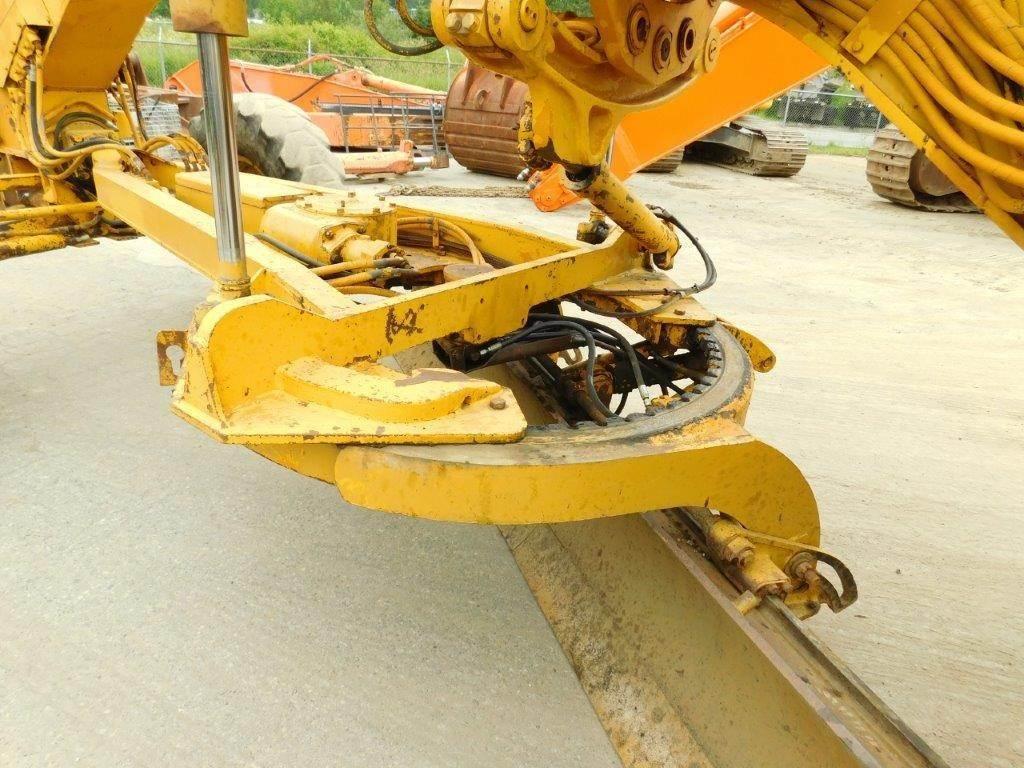 motolivellatrici grader Motor-Graders-Caterpillar-12G-11390801