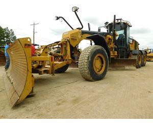 Caterpillar 140M Motor Grader