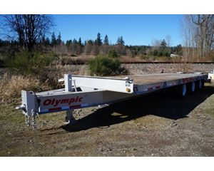 Olympic OM-30 TFB-3 Tag Trailer