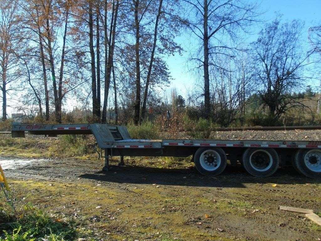 3 Axle Rv : Olympic tdt axle th wheel trailer tag