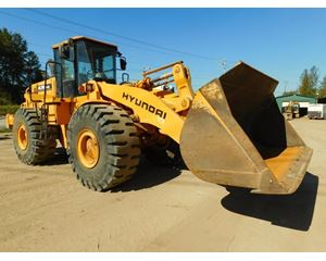 Hyundai HL770 Wheel Loader