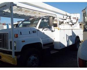 GMC TOPKICK C7500 Bucket / Boom Truck