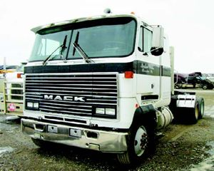 Mack MH613 Cabover Sleeper