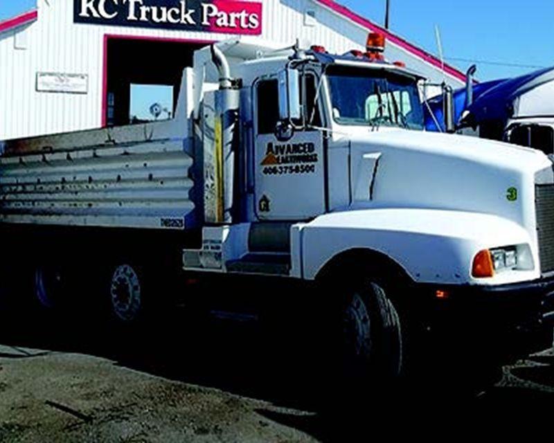 1988 Kenworth T600 Dump Truck For Sale - Spokane, WA ...