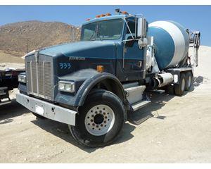 1997 Kenworth 900 Mixer / Ready Mix / Concrete Truck/MTM