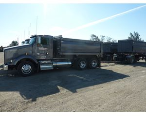 Kenworth T800 Transfer Truck