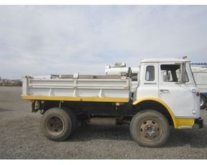 International International_Cargostar Dump Truck