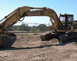 Bobcat 320L Excavator