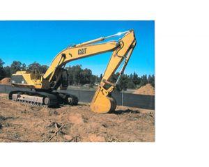 Bobcat 350 Excavator