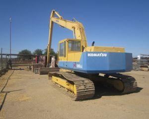 Komatsu 280LC Excavator