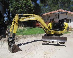 Komatsu PC25-1 Excavator