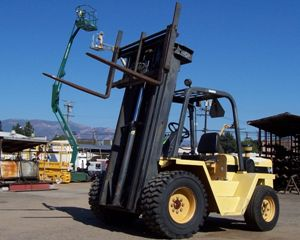 Eagle Picher R60 Forklift